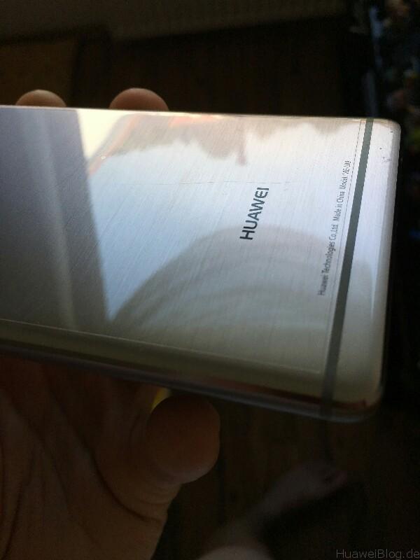 Huawei P9 Plus Schutzfolien Vikuite Rückseiten Folie 2