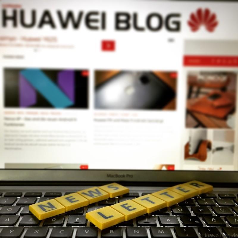Huawei Newsletter