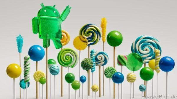 Android 5 Lollipop Forest