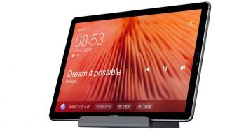Huawei MediaPad M6 Test - Titel