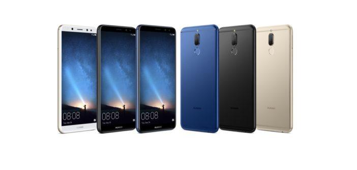 Huawei Mate 10 lite, Maimang 6 oder doch G10?