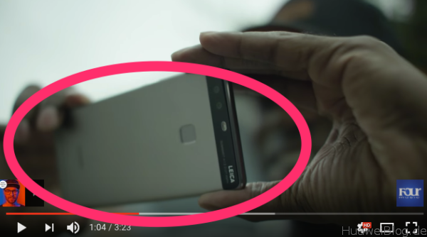 Mark Forster Wir sind groß Huawei P9