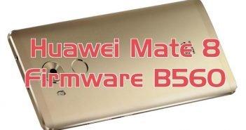 Huawei Mate 8 - Nougat - Android 7 - Update - B560 - EMUI 5