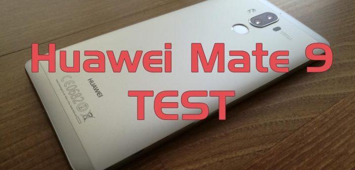 Mate 9 Test