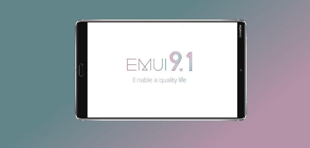 MediaPad M5 8.4 LTE - EMUI 9.1. Update