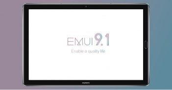 MediaPad M5 - EMUI 9.1 Update Titelbild