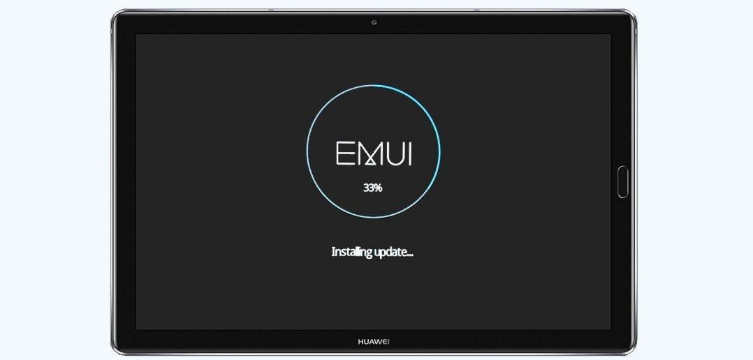 MediaPad M5 Update