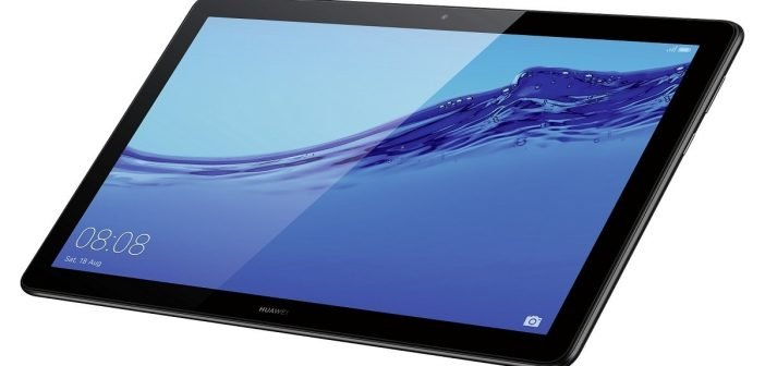 MediaPad T5 Update Header