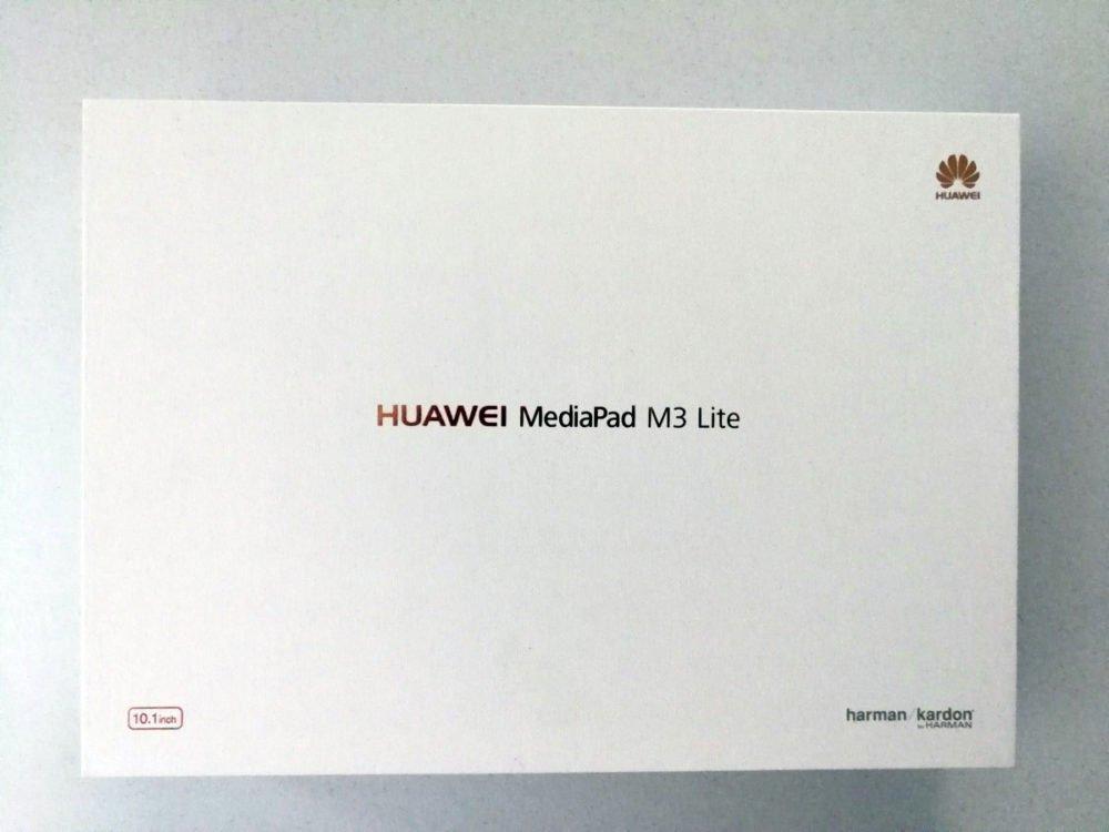 MediaPad M3 Lite Box