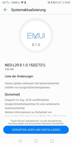 Mate RS Update 152 Changelog