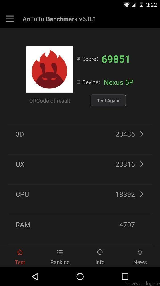 Nexus 6P Antutu