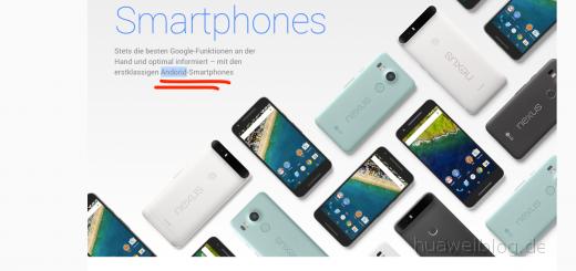 Andriod - Google - Nexus