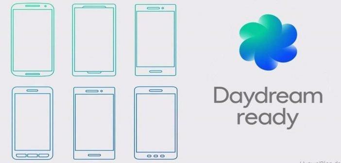 GoogleVR Daydream ready