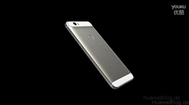 Huawei Nexus 6 Rückseite