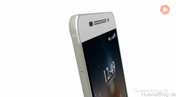 Huawei Nexus 6 Front oben