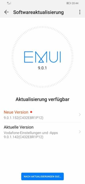 MediaPad M5 10 WiFi und P Smart 2019 - Februar-Patch eingetroffen 2