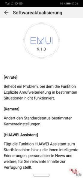 P Smart Plus (2018) erhält ein Funktionsupdate 1