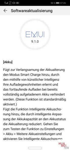 P Smart Plus (2018) erhält ein Funktionsupdate 2
