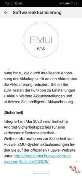 P Smart Plus (2018) erhält ein Funktionsupdate 3