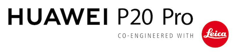 Huawei P20 Pro Logo