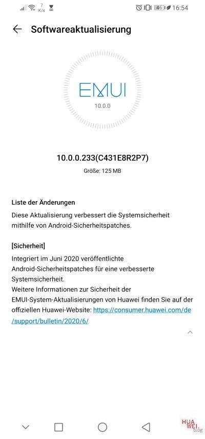 P30 Lite Junipatch 2020