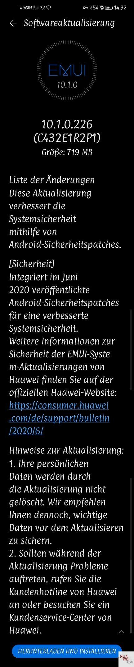 P40 Lite Junipatch 2020