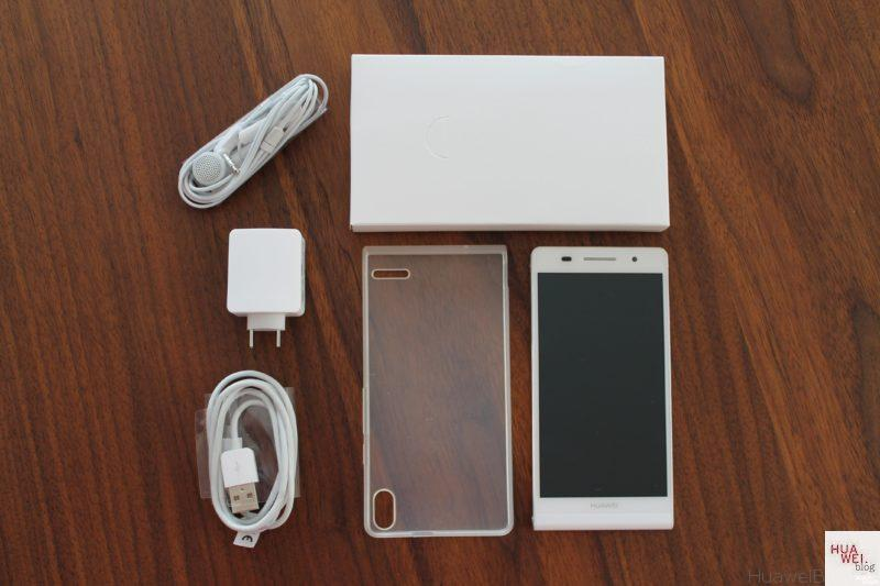 Huawei Ascend P6 - Test - Testbericht - Erfahrungsbericht