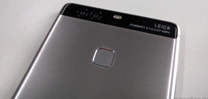 Huawei P9 Plus Test