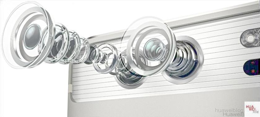 Huawei P9 Leica Kamera Linse