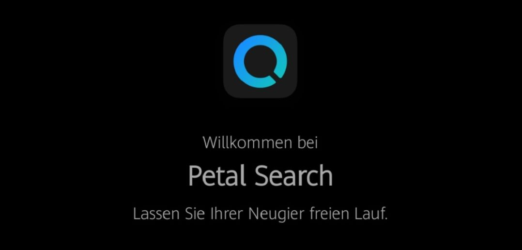 Petal Search HUAWEI Suchfunktion