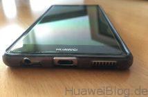 Huawei P9 Plus Hülle, IVSO Ultra Slim Unten 2