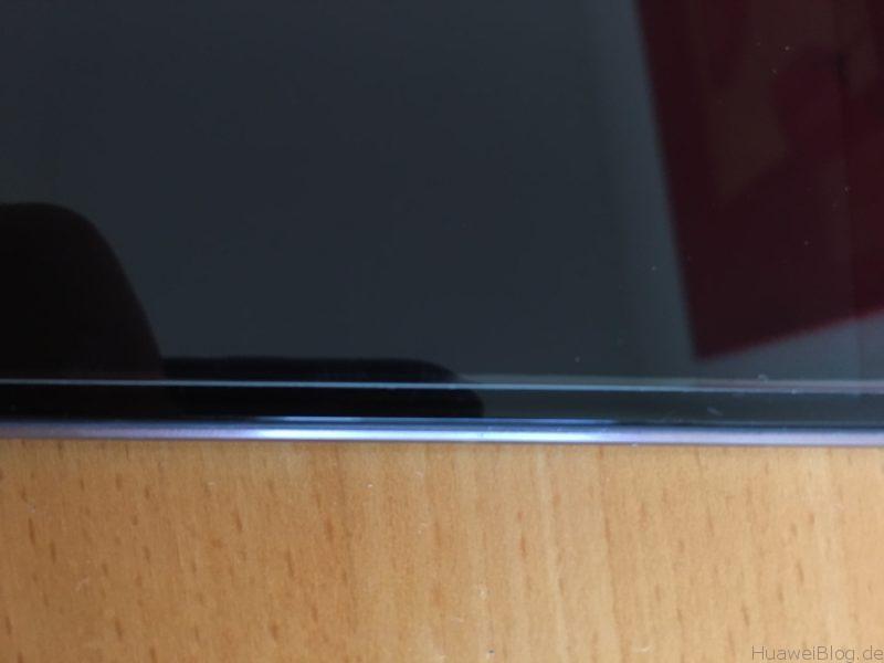 Huawei P9 Plus Schutzfolien Repou Schutzglas Seite