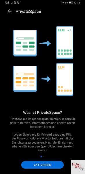 PrivateSpace - Das Feature für mehr Privatsphäre 1