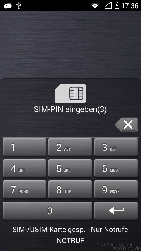 Huawei_Y530_Pin