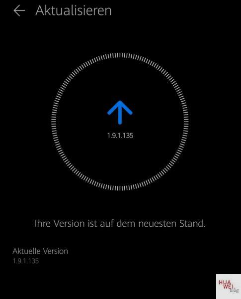 HUAWEI FreeBuds 3i Firmware Update