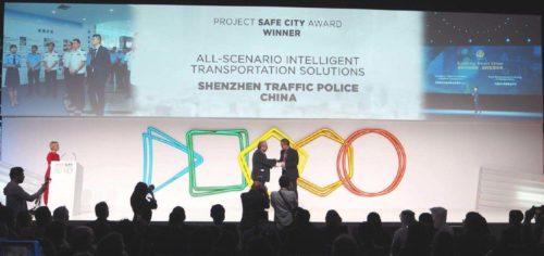 Smart City Award Shenzhen
