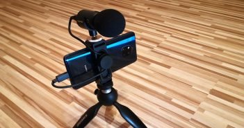 Shure MV88+ Video Kit Header