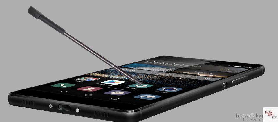 Stylus Huawei Konzept