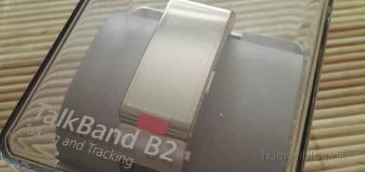 Talkband B2 Verpackung
