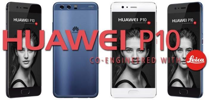 Titelbild Huawei P10