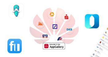 Banking Titelbild AppGallery