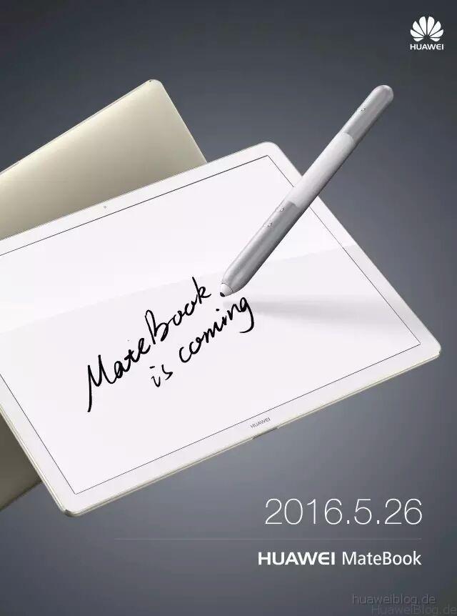 Huawei MateBook - Kaufen im Mai