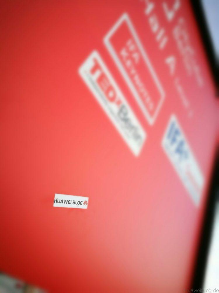 HuaweiBlog Aufkleber
