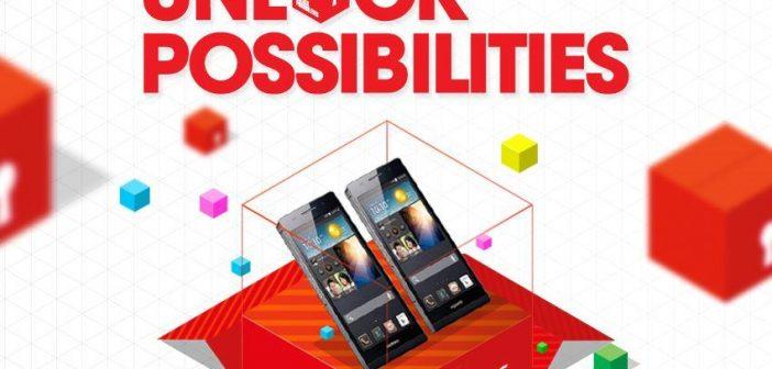 Unlock Possibilities Huawei