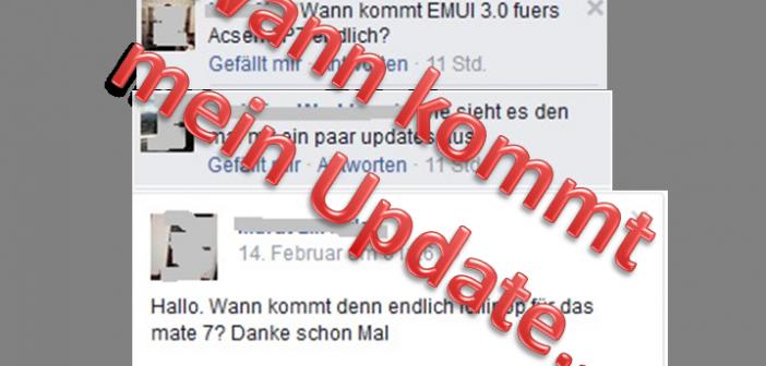 EMUI Lollipop Update