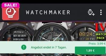 Watchmaker Premium Sale