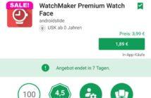 Watchmaker Preis