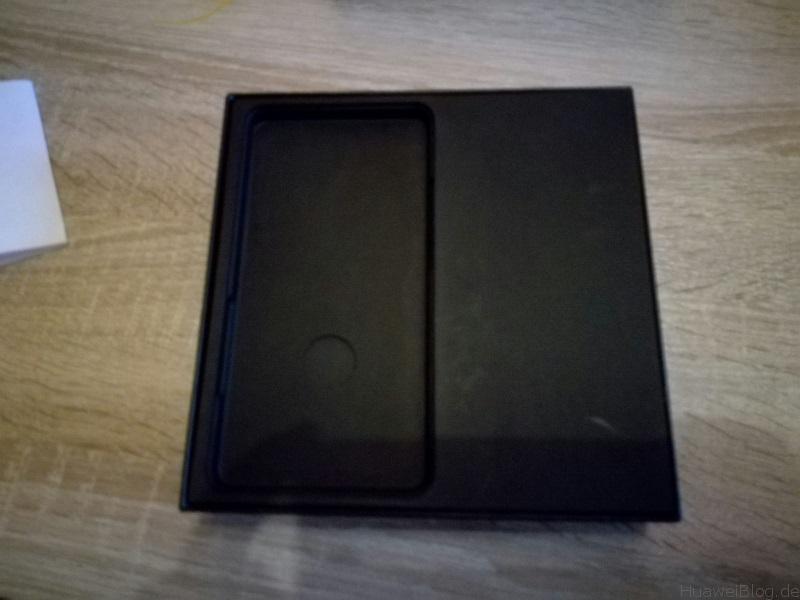 Huawei P9 Lite Test Original Verpackung geöffnet