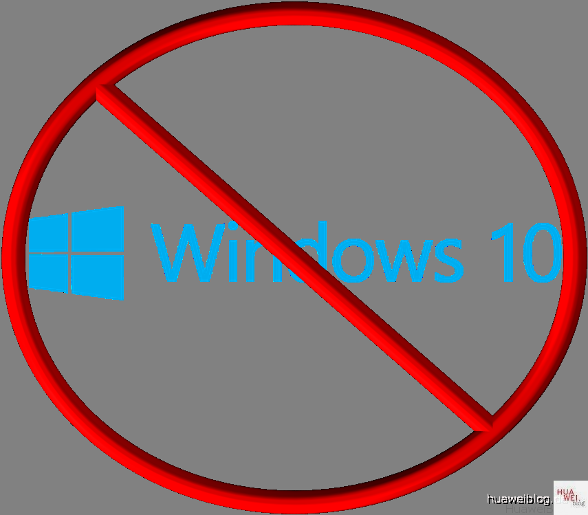 No_Windows10