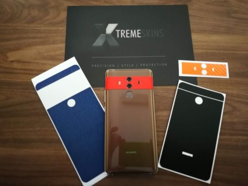 XtremeSkins Mate 10 Pro Anleitung
